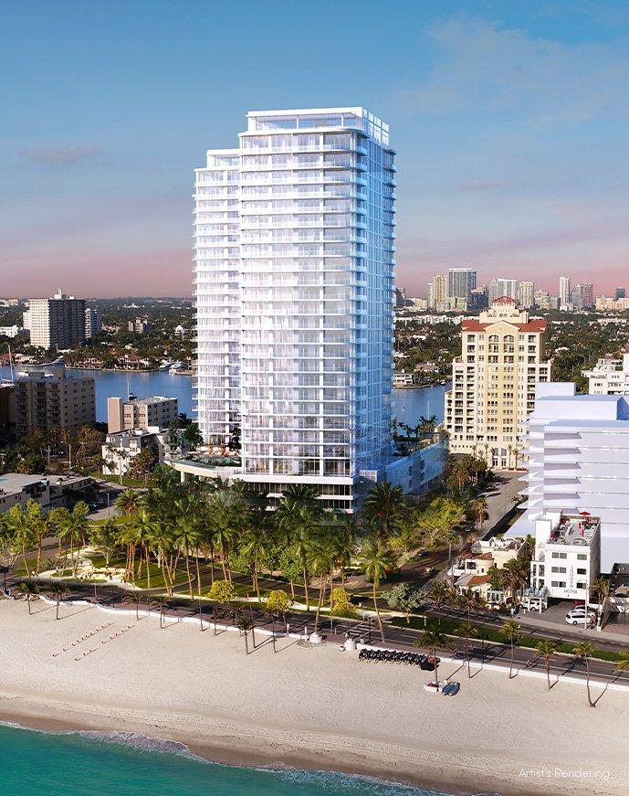 Selene Oceanfront Residences Fort Lauderdale, FL