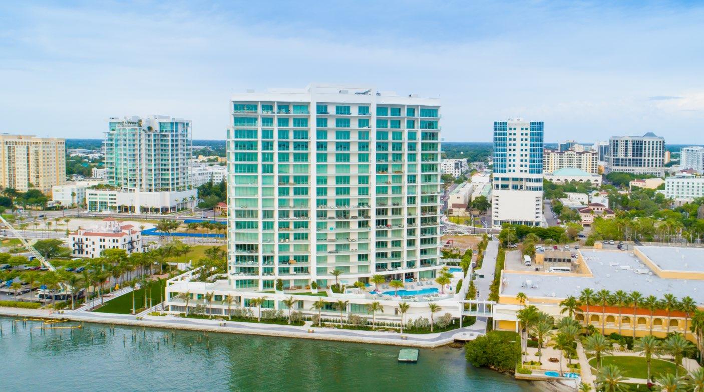 Ritz-Carlton Residences, Sarasota