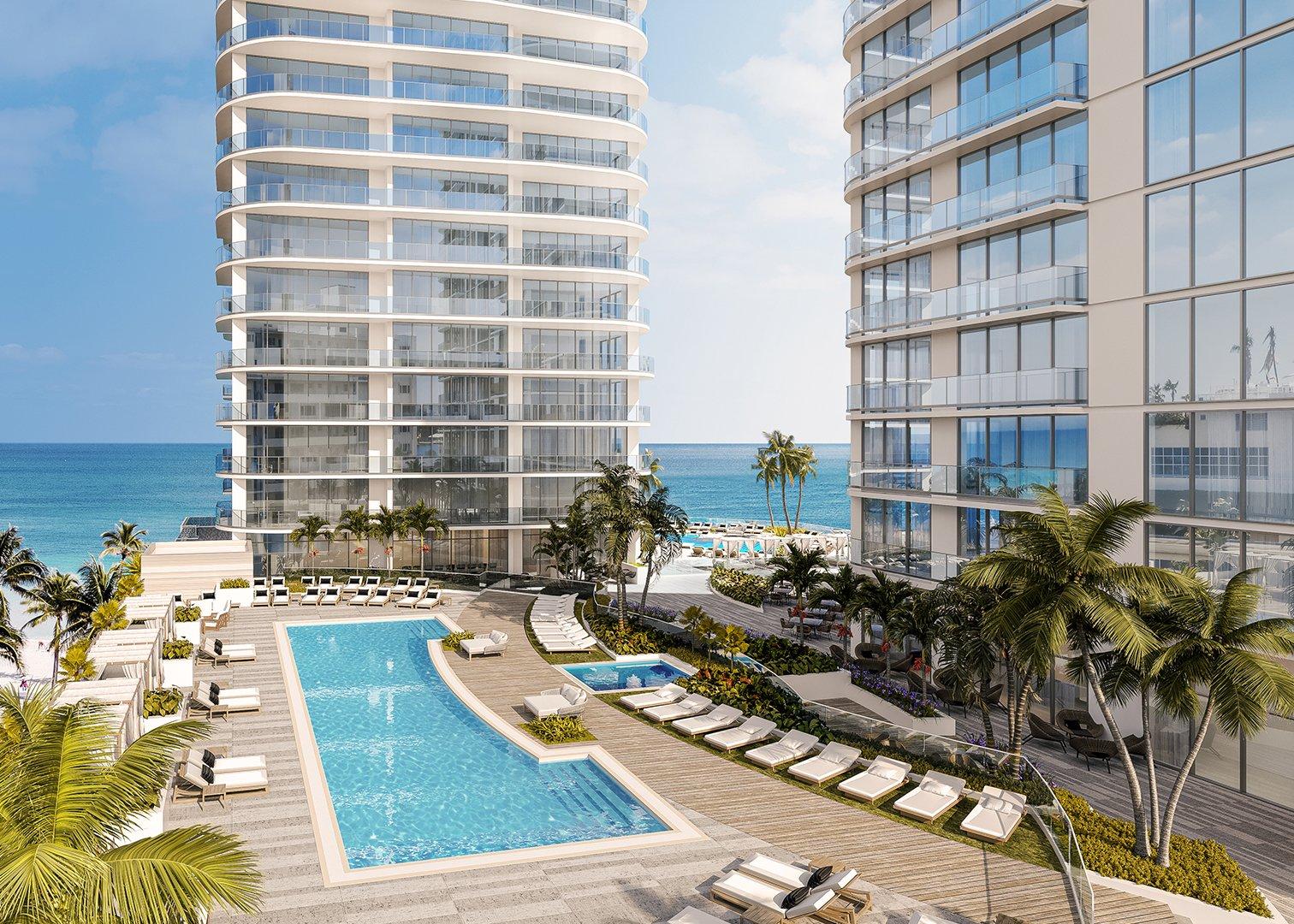 Oceanfront Condo Fort Lauderdale