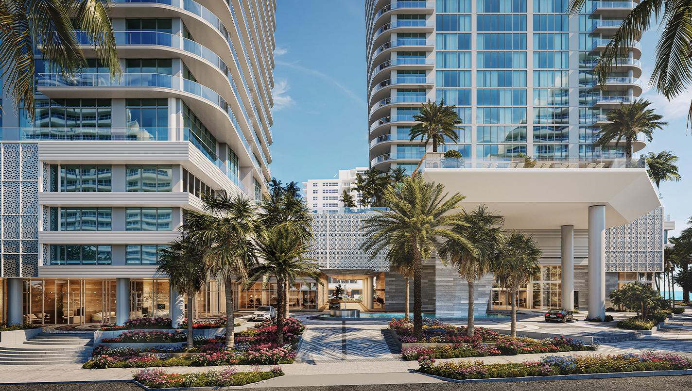 Selene Oceanfront Residences Luxury Condo Fort Lauderdale