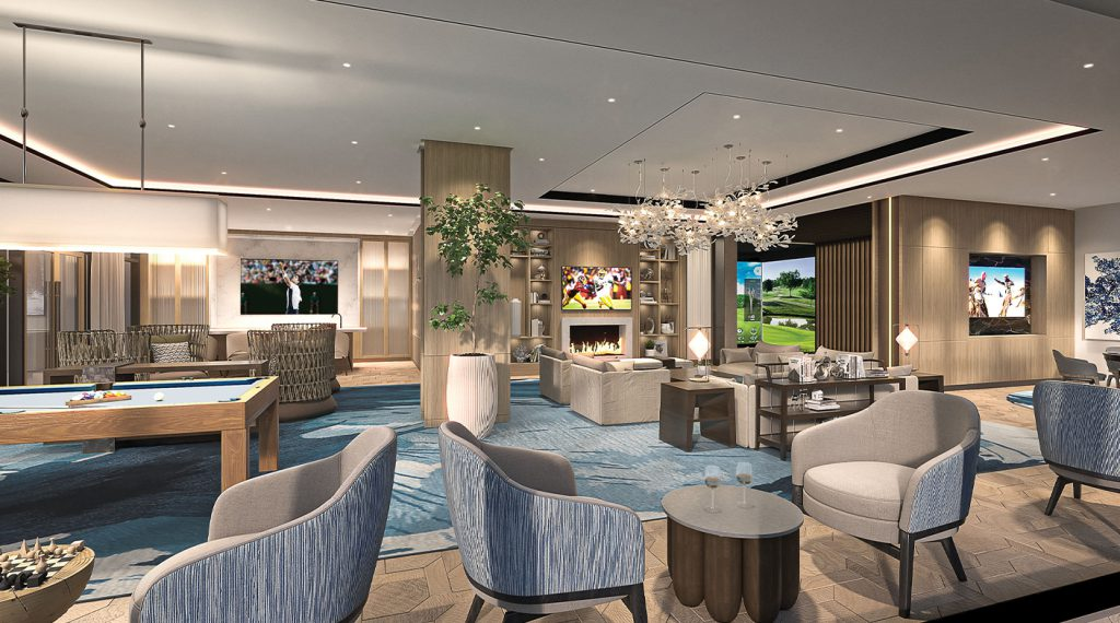 The Wave - Entertainment Lounge